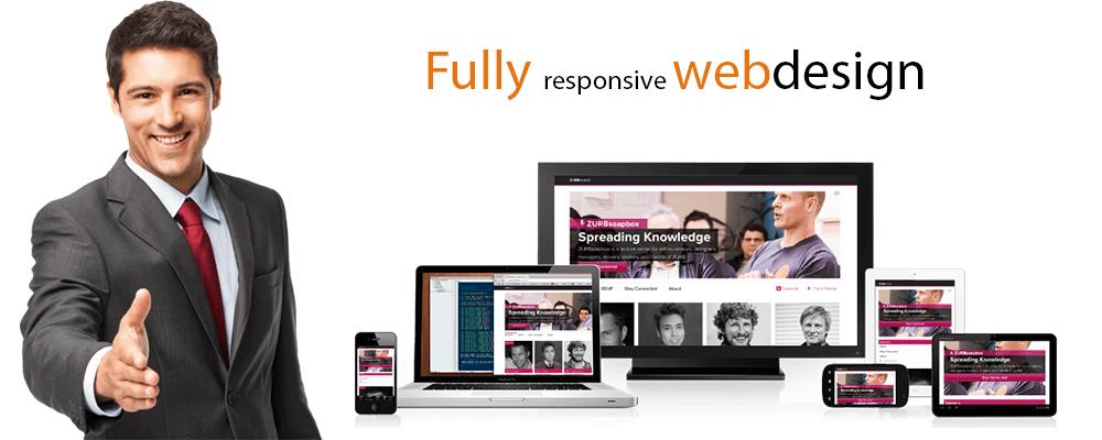 FUlly Responsie Website Design